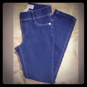 Guess Big Girls Knit Denim Jeggings